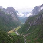 Stalheim, Nærøyfjord, Noorwegen