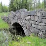 Ambtsbrua, Olavspad, Noorwegen, Fru Amundsen