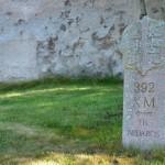 Skaden Gard, Olavspad, Noorwegen, Fru Amundsen
