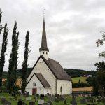 pelgrim, Skaun kerk