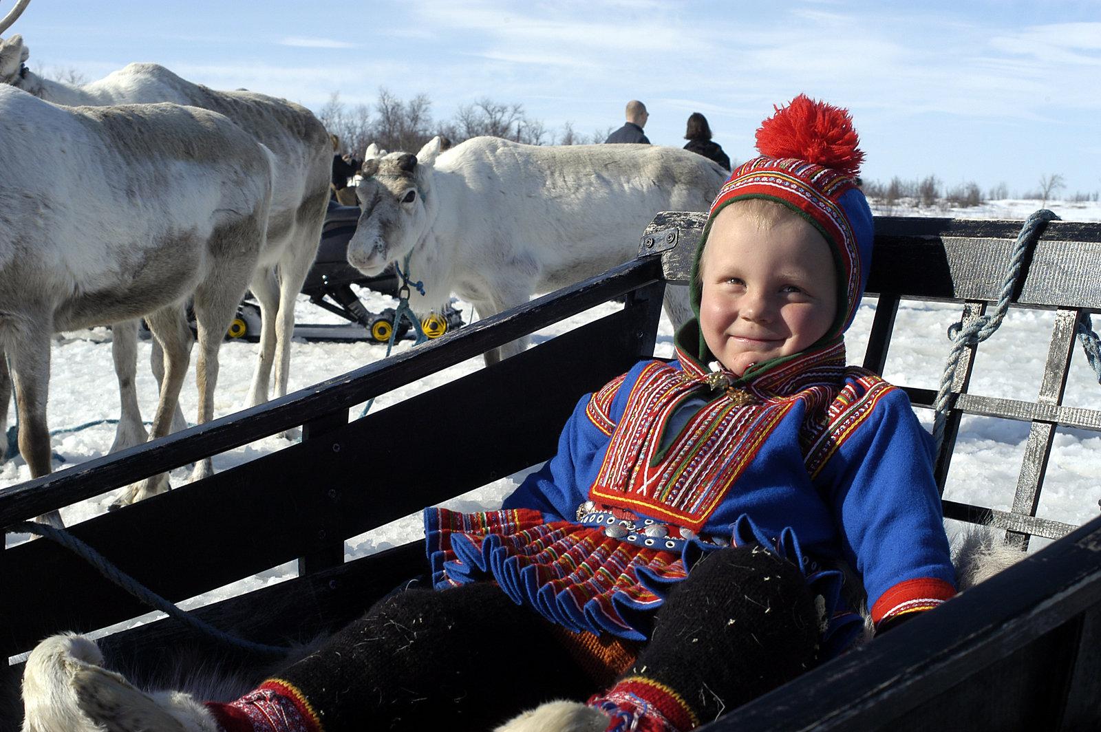Samisch paasfestival