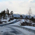 Finnmark, Noorwegen, Fru Amundsen
