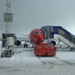SAS, Noorwegen, Fru Amundsen