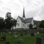 Oppdal kerk pelgrim