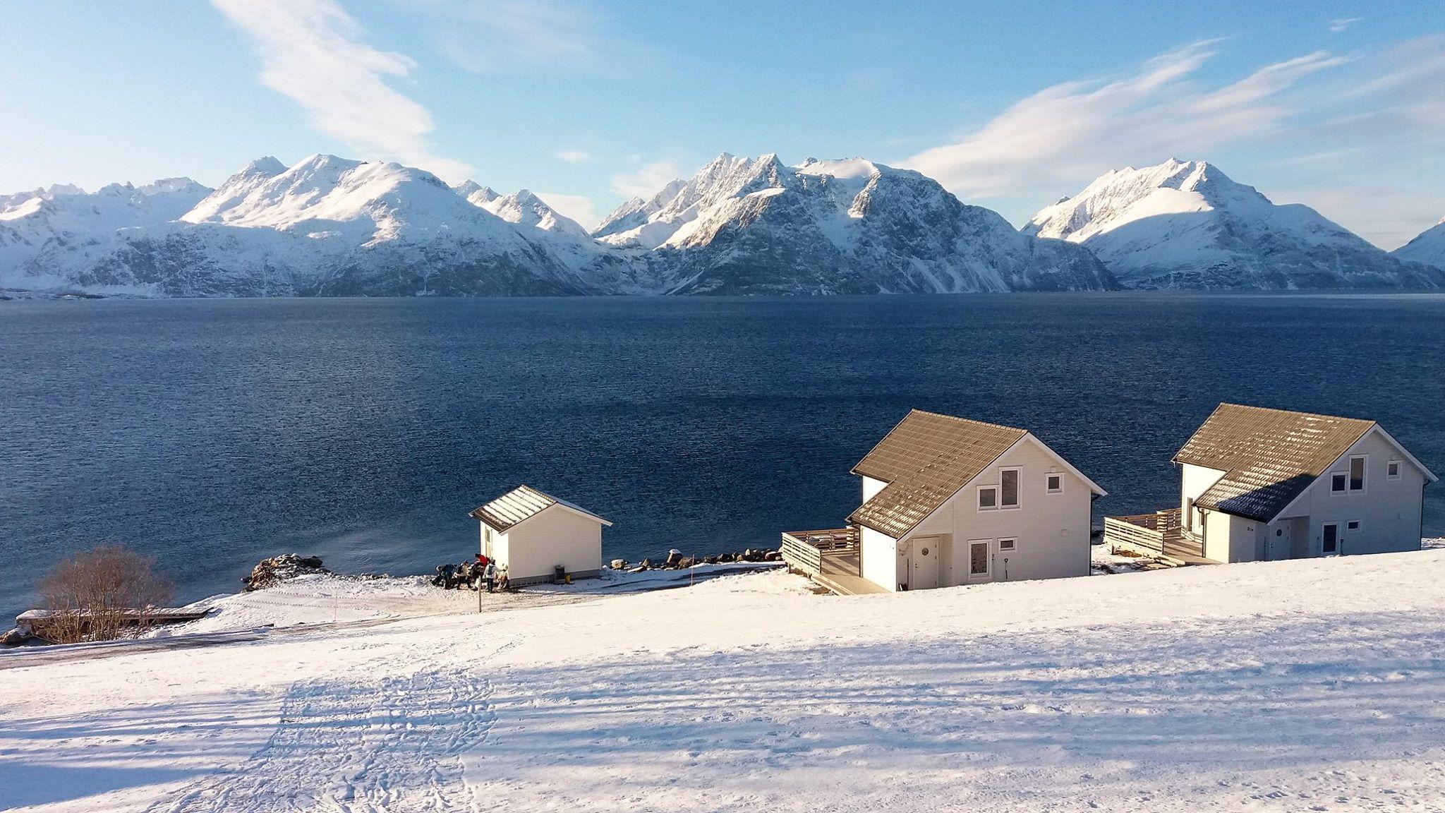 Tromsø en de Lyngen Alpen anders