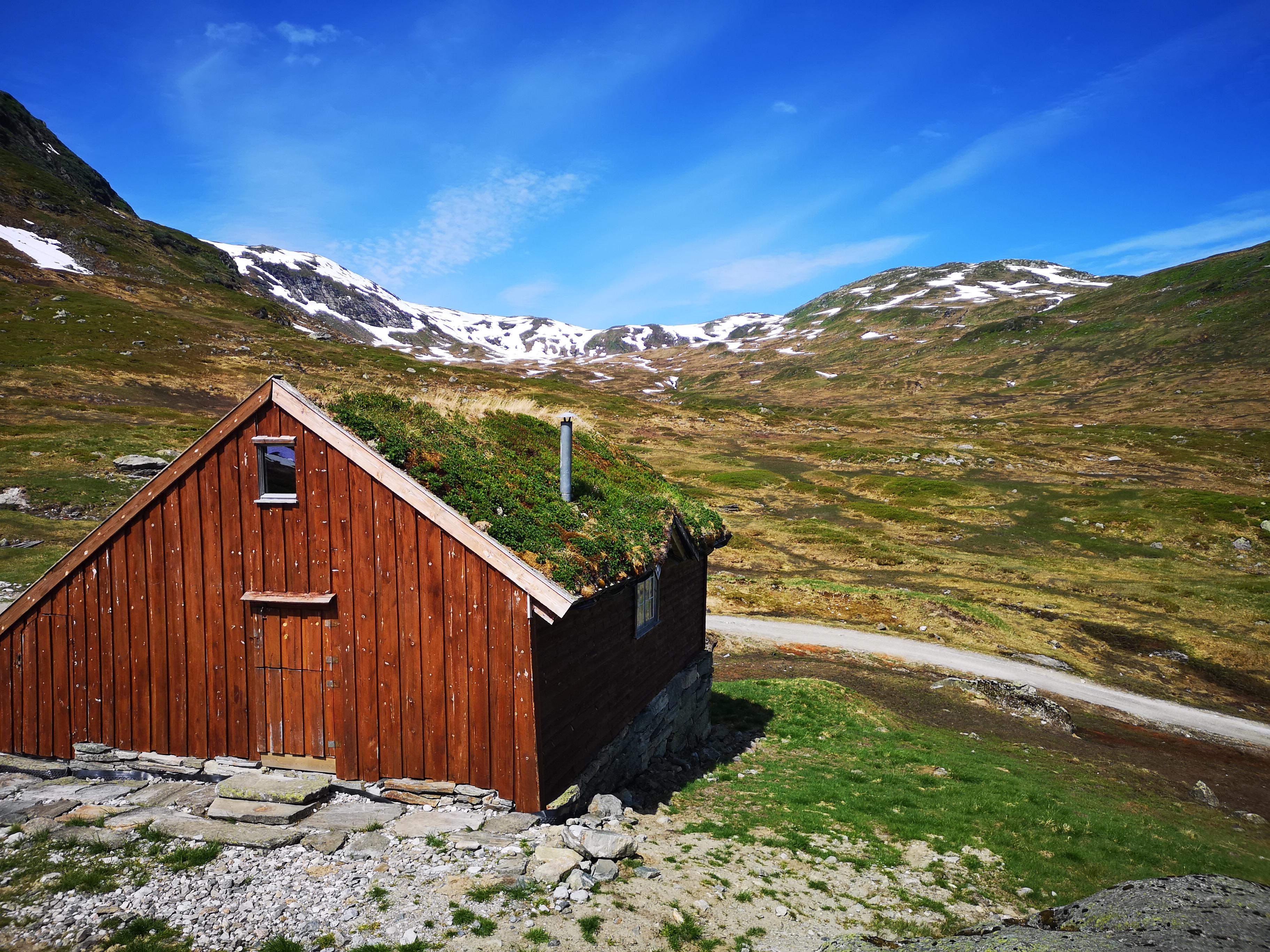 Rondom de Nærøyfjord