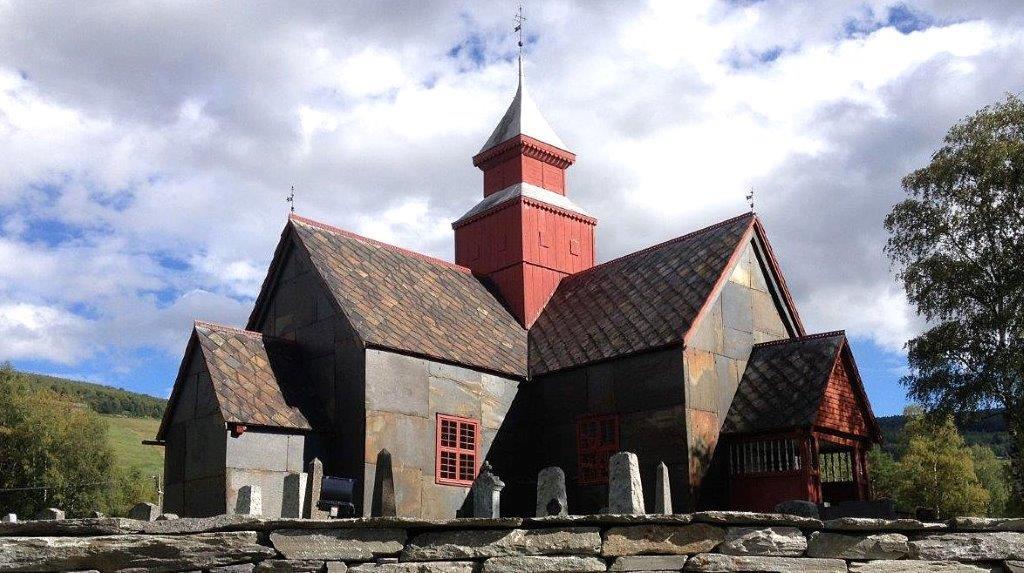 10 dagen langs het Olavspad – van Oppdal naar Trondheim